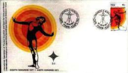 REPUBLIC OF SOUTH AFRICA, 1977, Gymnastics, First Day Cover Nr.3.2 - South Africa (1961-...)