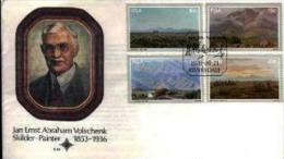 REPUBLIC OF SOUTH AFRICA, 1978, Paintings Volschenk, First Day Cover Nr.3.10 - South Africa (1961-...)