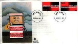 REPUBLIC OF SOUTH AFRICA, 1979, Save Fuel, First Day Cover Nr.3.13S - South Africa (1961-...)