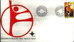 REPUBLIC OF SOUTH AFRICA, 1979, Health, First Day Cover Nr.3.15 - South Africa (1961-...)