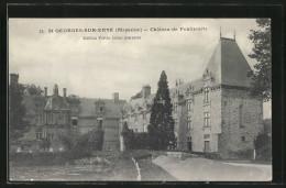 CPA St Georges-sur-Erve, Chateau De Foulletorte - Sin Clasificación