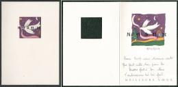 - Carte Nouvel An 2004 - 2 Volets - - Nouvel An