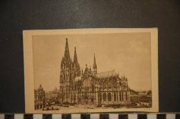 CP, Allemagne, Koln Am Rhein Dom Sudseite Edition Franz Manger Nachf. Koln - Koeln