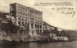 Monaco - Musée Océanographique De Monaco - 46614 - Musée Océanographique