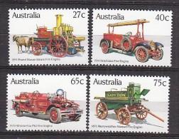 PGL X720 - AUSTRALIE Yv N°806/09 ** - 1980-89 Elizabeth II