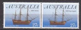 PGL X730 - AUSTRALIE Yv N°810/11 ** - 1980-89 Elizabeth II