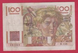 FRANCE  //  100 FRANCS JEUNE PAYSAN  //  21/11/1946 - 100 F 1945-1954 ''Jeune Paysan''