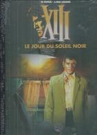 """XIII  """" LE JOUR DU SOLEIL NOIR """"   -  VANCE / VAN HAMME   - E.O.  2010  DARGAUD  ( NEUF Sous Blister  Toilée NOIR) - XIII"""