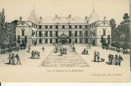 Vue Du Château De La Malmaison  Cpa - France