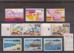 ANTILLES NEERLANDAISES / NEDERLANDSE ANTILLEN    Timnbres ** / MNH   (ref 914 ) - Curaçao, Antilles Neérlandaises, Aruba