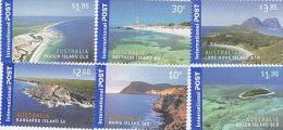 Australia 2011 Island Jewels MNH - Islands