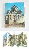 TOPOLA - OPLENAC  - Orthodox Church &  Mausoleum  ( Serbia ) * Carnet Of 10. Photos - Serbia