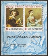 BURUNDI 1968 - Yvert #H25 - MNH ** - Burundi