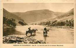 Mai13 1437 : Lesotho (Basutoland)  -  Missions Du Sud-Afrique  -  Postes De La Montagne - Lesotho
