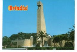 BRINDISI - Monumento Al Marinaio D'Italia - Brindisi