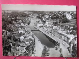 29 - Morlaix - Place Cornic Et Le Bassin - Neuve 1961 - Scan Recto-verso - Morlaix