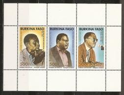 BURKINA FASO 1989 - Yvert #H36 - MNH ** - Burkina Faso (1984-...)