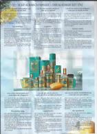 Folder 4711 Echt Kölnisch Wasser - Der Klassiker Seit 1792. Original Eau De Cologne. 2 Scans - Parfum & Cosmetica