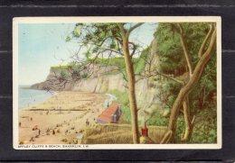 40083    Regno  Unito, Appley  Cliffs  &  Beach -  Shanklin -  I.W.,  VG  1949 - Inghilterra