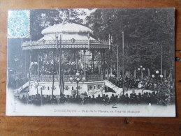 DUNKERQUE  -  Parc De La Marine   Vers 1900 - Dunkerque
