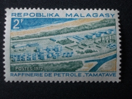 "MADAGASCAR  * *   De  1972   ""  Hopital  Ravoahangy  Andrianavalona     ""     N° 510      1 Val . - Madagascar (1960-...)"