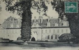 80 - CHAULNES  -  LE CHATEAU - Chaulnes