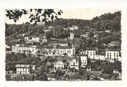 Cp, 88, Plombières-les-Bains, Vue Sur Le Coteau De La Vierge, Voyagée - Plombieres Les Bains