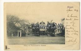 SAIGON - PALAIS DU GOUVERNEMENT GENERAL - Viêt-Nam