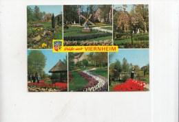 BT13351 Viernheim Hessen Tulpenschau Im Tivoli Park    2 Scans - Viernheim
