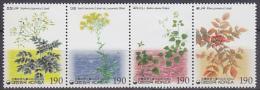 South Korea 2003 Yvert 2141-2144, Flora, Tinting Plants, MNH - Corea Del Sur