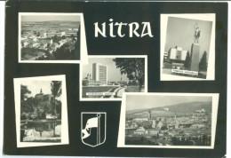 Slovakia, NITRA, Used Real Photo Postcard [13965] - Slovakia