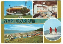 Slovakia, ZEMPLINSKA SIRAVA Used Postcard [13967] - Slovakia