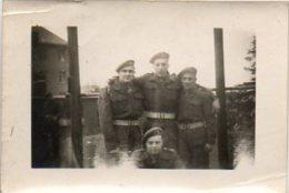 SIEGEN    DUITSLAND  -1951  - FORMAAT   9  OP 6  GROOT - Guerra, Militares