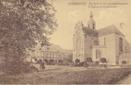 """Averbode- """" De Kerk En Het Prelaatskwartier - Léglise Et La Prélature ."""" - Scherpenheuvel-Zichem"""