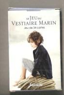 Jeu De Cartes Du Vestiaire Marin - Speelkaarten