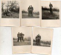 FOTO   1951    FORMAAT  9  OP 6 GROOT - Guerra, Militares
