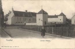 COUILLET : L´Ancien Chateau - Nels Série 18 N° 17 - Charleroi