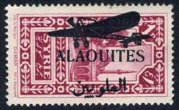 Alaouites C18 & C19 Mint Hinged Part Airmail Set From 1929 - Alaouites (1923-1930)