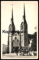 ALTE POSTKARTE DIEKIRCH ÉGLISE SAINT-LAURENT Kirche Church Luxemburg Luxembourg Cpa Postcard Ansichtskarte AK - Diekirch