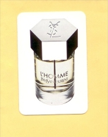 YSL - L'HOMME (LIQUATOUCH) - Perfume Cards