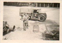 MILITAIR      FORMAAT  6'50 OP 9'50  GROOT - Guerra, Militares