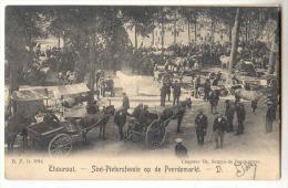 E2002 - THOUROUT - Sint-Pietersfeeste Op De Peerdemarkt  *D.V.D. 8916* - Torhout