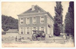 """E2053  - HEUSDEN-PONT - """" Het Brughuis (Dereuze-Janssens) - *engin De Travaux*"""" Série 61 Nr 5 Edit Albert Sugg Gand """" - Destelbergen"""