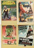 39496-ZE-CINEMA-Coll.Télérama ,la Mémoire Du Cinéma-Affiches De Films-Lot De 17 CPM - Posters Op Kaarten