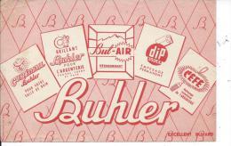BUVARD - BRILLANT BUHLER - Wash & Clean