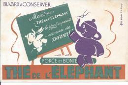 BUVARD - THE DE L'ELEPHANT - Café & Thé