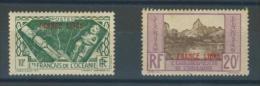 OCEANIE               N°     148  /   143 - Océanie (Établissement De L') (1892-1958)