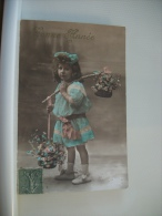 LOT N° 38 DE 4 CARTES ANCIENNES SUR LES ENFANTS (0,50 LA CARTE) - Enfants