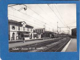 CPSM - PIOLTELLO - Stazione F.F.  S.S. (interno) - Train Gare - Italy