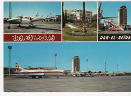 Alger  Algerie Aeroport  Avion Air Algérie  Air France  Dar-el Beida - Alger